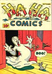 Ha Ha 12 (Michael Vance1) Tags: art artist anthology funnyanimals fantasy funny humor comics comicbooks cartoonist goldenage