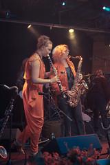 Sallyswag concert, Urkult Festival, 2016, Nsker, Sweden (Etienne Gaboreau) Tags: concert live urkult nsker nskerurkult band sallyswag sally swag festival feminism akta dig 2016 sweden swedish music