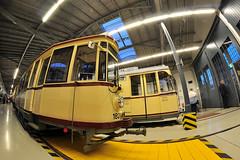 Kleiner Hecht #1820 Straenbahnmuseum Dresden DVB Drezno (3x105Na) Tags: kleiner hecht 1820 strasenbahnmuseum dresden dvb drezno tramwaj strassenbahn tram deutschland niemcy germany sachsen