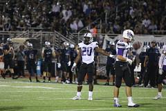 CR vs Hendrickson   Varsity (Raider.Nation) Tags: raider nation purple cedar ridge hendrickson football varsity cheer bell yeah boys friday night lights fnl