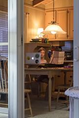Virtual Piano Lesson (Susan Sharpless Smith) Tags: piano pianolessons facetime virtual