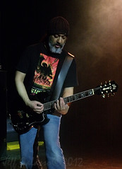 Soundgarden's Kim Thayil at Shepherd's Bush Empire 9 November 2012 (Mister J Photography) Tags: england london concert live empire shepherdsbush 2012 soundgarden chriscornell mattcameron 9november benshepherd kimthayil lastfm:event=3416385