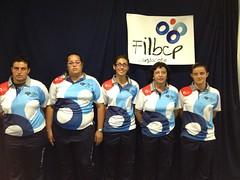 Selección Bola Canaria Femenina 2012