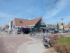 Village bicycle shop (Clark Nikolai) Tags: netherlands bicycle nederland fiets bicycleshop fietswinkel
