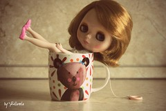 Would you like a cup of blythe-coffee?