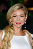 Nicola McLean UK film premiere of 'Rise of the Guardians' held at the Empire Cinema - Arrivals London, England