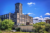 The Old Abandoned Textile Mill (Samantha Decker) Tags: ny abandoned photoshop canon eos rebel adobe cs6 550d textilemill canonefs1755mmf28isusm schuylerville t2i sdny topazadjust samanthadecker victorymills