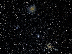 NGC6946/6939 (Galaxy/Open Cluster) (CSky65) Tags: clusters galaxy galaxies deepspace astrometrydotnet:status=solved astrometrydotnet:version=14400 astrometrydotnet:id=alpha20121127141371