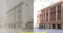 Headquarters 1889-2012 Castlereagh St from North (GrenadierGuardsDmr) Tags: street city station fire sydney headquarters castlereagh castlereaghstreet