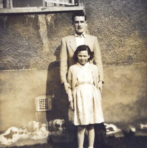 Bobby and Nancy Murray, 1950s