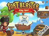海盜砲轟堡壘:修改版(Fort Blaster - Ahoy There Cheat)