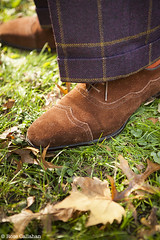102012__0594_lores (rosecallahan) Tags: nyc autumn fall centralpark fallcolors tie suit exquisite mensfashion windowpane gentleman drakes dandy dapper bespoke menswear distinguished porkpiehat personalstyle dandyportrait drandrechurchwell