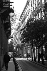 Barcelona Street ('Ollie') Tags: barcelona boy summer people white black blur hot colour building london eye nature girl monochrome beautiful architecture canon buildings children lens denmark person grey spain warm pretty barca bokeh wildlife sony espana dslr vanishing bfc catalan vanish a500 greyscales