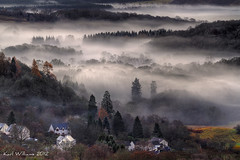 Aberfoyle Mist (Shuggie!!) Tags: trees forest landscape scotland trossachs hdr aberfoyle dukespass mistandfog