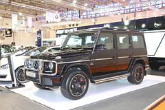 Mercedes-Benz G65 AMG (AlBargan) Tags: show canon lens is automobile autoshow international mercedesbenz 7d usm efs sharjah f28 motorshow amg 2012  1755mm  2013 g65
