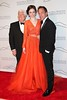 Dennis Basso, Coco Rocha and Michael Cominotto The Silver Hill 2012 Gala New York City