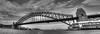 Harbour Bridge, Sydney (Henry_Grey) Tags: bridge canon arch harbour steel sydney powershot harbourbridge hdr sydneyharbourbridge g9 thecoathanger