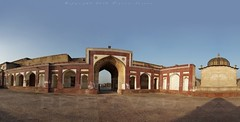 Entrance to Sheesh Mahal - Lahore Fort (z) Tags: pakistan panorama architecture fort entrance lahore lahorefort kingspavilion sheeshmahal
