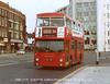 DMS 2175            23/5/1978 (colinfpickett) Tags: bus dm lt daimler dms vintagebus classicbus ojd175r famousbus