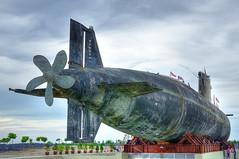 Submarine Muzium HDR (mynikfoto) Tags: nikon submarine muzium d90 pseudohdr 18105mm