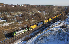 2012.12.07 | 470 504 | Szr (Davee91) Tags: winter colors rock canon hungary taurus railways railfan gartner szr gysev es64u2 railspot
