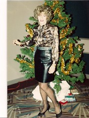 Christmas Wishes From Out of the Past (Laurette Victoria) Tags: christmas xmas chicago illinois blouse laurette chichapter laurettevictoria