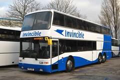 Metroliner survivor 09/12/12 (MCW1987) Tags: bus coach central 1906 invincible mcw tamworth metroliner 400gt coachways pck335 e906toj