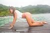 Ensaio Carolina Pianizzer (THOMASVICIOUSS PHOTO & FILM) Tags: woman hot sexy green praia beach water girl beauty make hair ensaio book mar photo model eyes photoshoot photobook lips deck bikini portobelo santacatarina araçá canonsx thomasviciouss