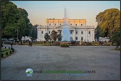 Quaid e Azam Library in Bagh e Jinnah (Karakorum Explorers) Tags: pakistan adventure k2 hassan punjab explorers hunza lahore gilgit experts the karakorum danyore skardu askole najmul fairymeadows satpara photograpphy