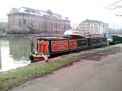 2012-12-12 | 01 Meet on the Ledge in Reading (Mark & Naomi Iliff) Tags: thames river narrowboat christchurchmeadow caversham cropredy fairportconvention meetontheledge