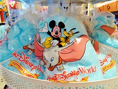 Confectionery (Elysia in Wonderland) Tags: world christmas street blue usa holiday elephant shop america mouse store lucy orlando colorful candy florida magic main dumbo kingdom disney mickey cotton pluto colourful candies confectionery 2012 floss elysia