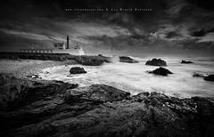 Storm is coming (FredConcha) Tags: bw lighthouse storm pb cascais caboraso sigma1020 nikond90 fredconcha