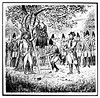 0040921 (Granger Historical Picture Archive) Tags: street city nyc tree men english america soldier manhattan north american captain revolution hero hanging nathaniel americanrevolution revolutionary punishment hale 1776 redcoats troop noose secretagent executioner continentalarmy