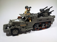 M16 Multiple Gun Motor Carriage (Project Azazel) Tags: google lego pa ww2 vehicle ba m3 m16 halftrack wwll googleimages brickarms m3halftrack thesecondworldwar ww2vehicles m16halftrack ww2lego olddarkgrey halftracklego projectazazel wwllvehicles wwlllego wwllhalftrack multiplemotorcarriage