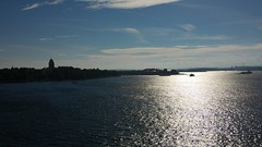 Helsinki 2016 (Unmarriedswede) Tags: ferry boat helsingfors helsinki islands suomi ruotsi helsingors travel party beer alcohol shore sea water