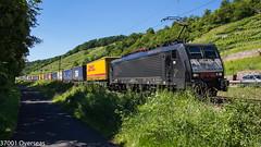 TXL 189 937 on Lbeck - Verona at Gambach (37001 overseas) Tags: gambach maintal karlstadt class189 189937 es64f4037 dgs 43143 dgs43143 verona lbeck txl txlogistics
