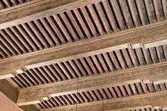 More beams (petyr.rahl) Tags: spain aljafería zaragoza aragón es