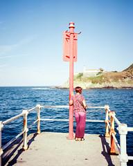 Mamiya7-Ektar100-0005-3 (Josemari Gago) Tags: ektar100 kodakektar100 mamiya mamiya7 filmphotography epsonv800 kodak filmisnotdead mamiya65mmf4 65mmf4 formatomedio mediumformat village sailor puerto port spain cantabrico mar cantabricsea