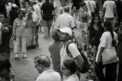 nyc-11 (M B Ahmed) Tags: nyc newyorkcity newyork manhattan people downtown wallstreet blackandwhite bnw instagramapp new 2016 photo streets streetphotography
