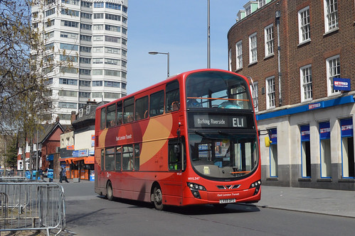 East London Transit is changing
