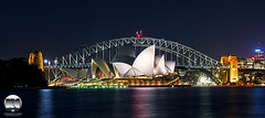 Sydney Opera House & Harbour Bridge (kenneth chin) Tags: nikonsydney sydneyharbourbridge sydneyoperahouse nikon d810 nikkor 2470f28g australia sydney nsw yahoo google city attraction