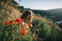 CRIMEA.TANIA (showpx) Tags: color colors sweet sun summer sunset solar nature nikon poppies flower beautiful beautifulgirl montain crimea pleasure pretty sea russia portait life