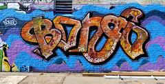 graffiti amsterdam (wojofoto) Tags: amsterdam graffiti nederland netherland holland wojofoto wolfgangjosten ndsm bongo