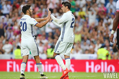 Trofeo Santiago Bernabu 2016: Real Madrid vs Stade de Reims (VAVEL Espaa (www.vavel.com)) Tags: estadiosantiagobernabeu ligabbva realmadrid realmadridcf realmadridvavel santiagobernabeu staiddereim trofeosantiagobernabu temporada20152016 stadedereims