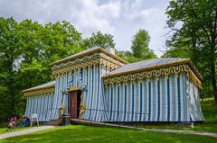Tenting at Drotningen (paulius.malinovskis) Tags: nikon summer sweden scandinavia drottningholm beautiful city tent queen stockholm