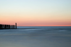 Cadzand - North Sea (beckda) Tags: cadzandbad dusk nature netherlands sea sonya99