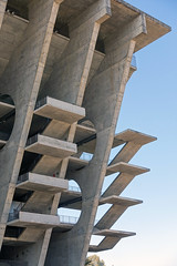 Estdio Municipal de Braga (jon_buono) Tags: portuguesearchitecture modernarchitecture portuguesemodernarchitecture eduardosoutodemoura braga stadium footballstadium architecturalconcrete
