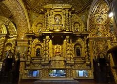 Iglesia de la Compaia de Jess Quito Ecuador 05 (Rafael Gomez - http://micamara.es) Tags: iglesia de la compaia jess quito ecuador el convento san ignacio loyola jesus templo salomon america del sur