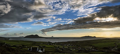 Ireland's most westerly point. (whidom88) Tags: ireland dingle kerry islands sky landscape