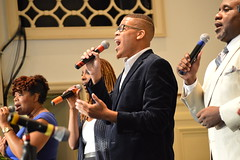 Divine Worship Service 7.2.2016 (Atlanta Berean Church - photos.atlantaberean.com) Tags: cameramen child july men pastorrussell patrick praise singing terryparks worship